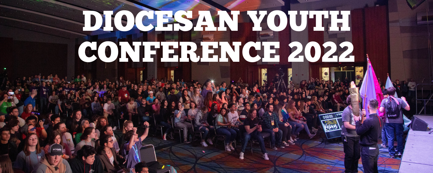 Diocesan Youth Conference 2022
